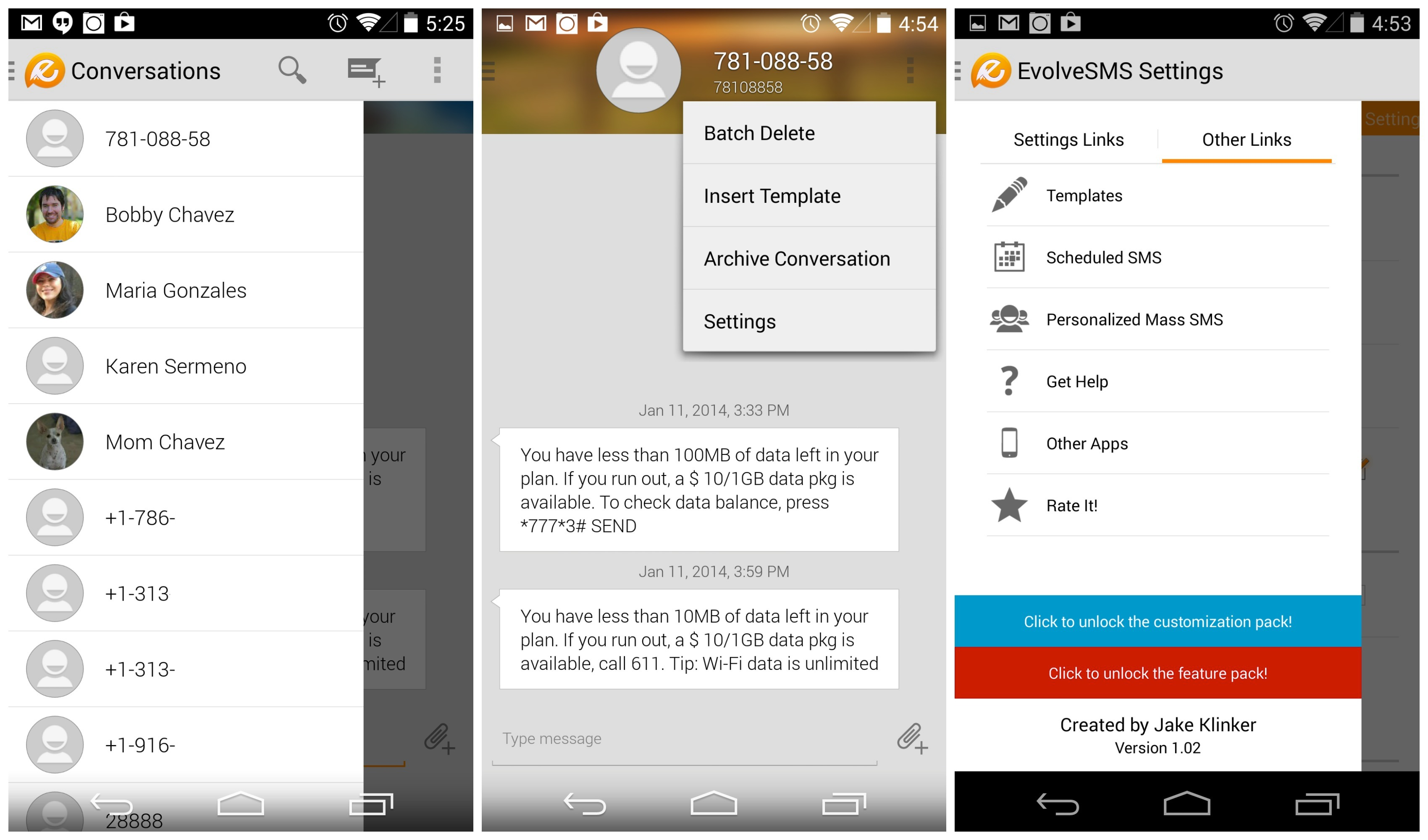 The Best Free Alternatives to the SMS App on Your Android ...