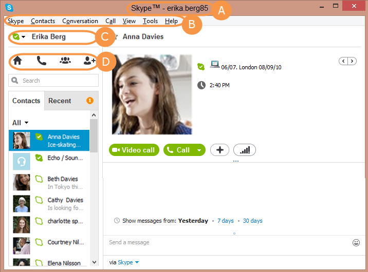 Download Skype For PC Download (Apk/Windows/Mac) | AppsPCdownload
