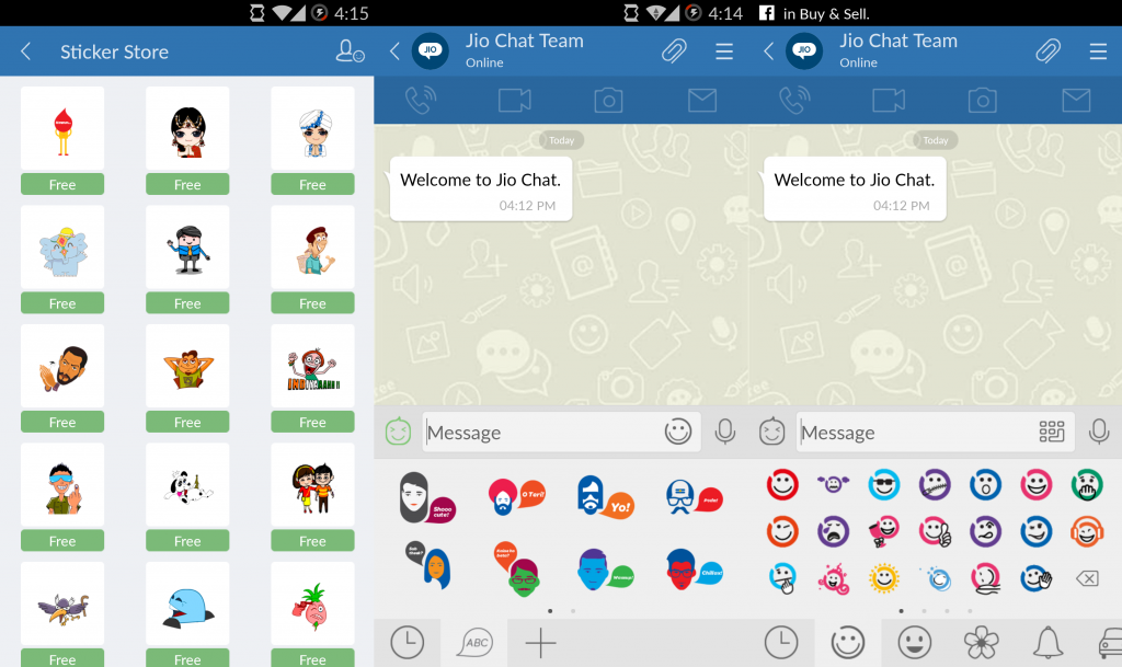 chatting app for pc and android