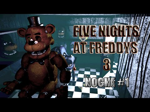 Download Five Nights at Freddy's 3 for PC