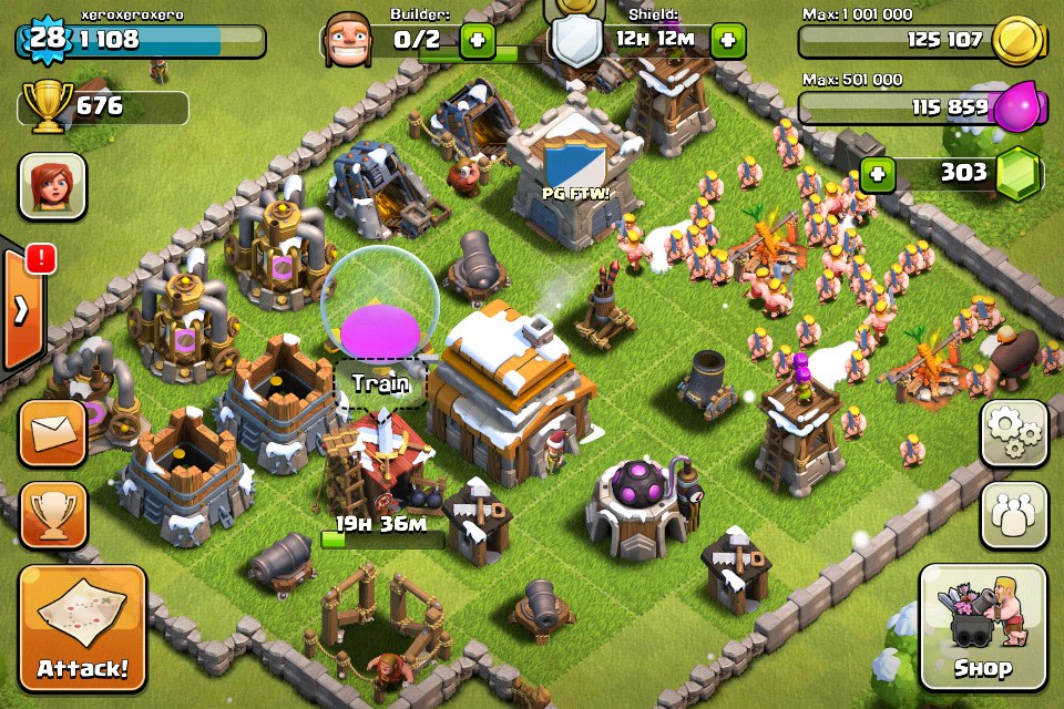 Clash Of Clans Apk Download For Pc