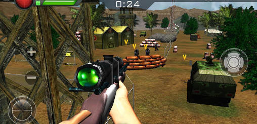 Download Sniper Shooting Deluxe on PC