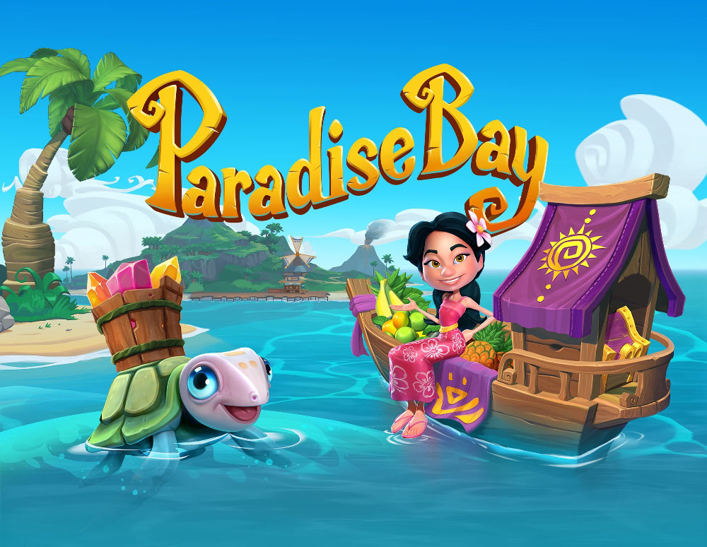 can you play paradise bay on pc