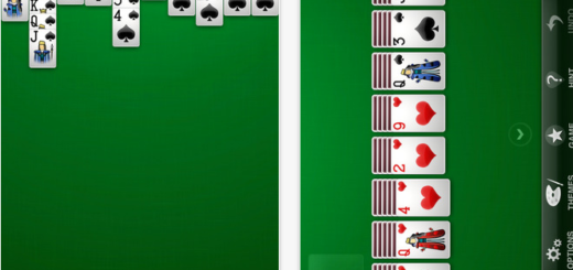 Spider Solitaire Game
