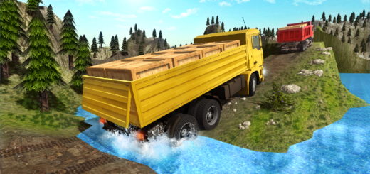 Truck Driver Extreme 3D game