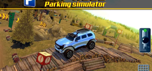 4×4 Offroad Parking Simulator For PC download