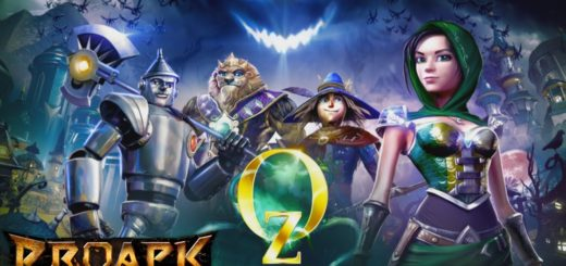 download oz broken kingdom for pc