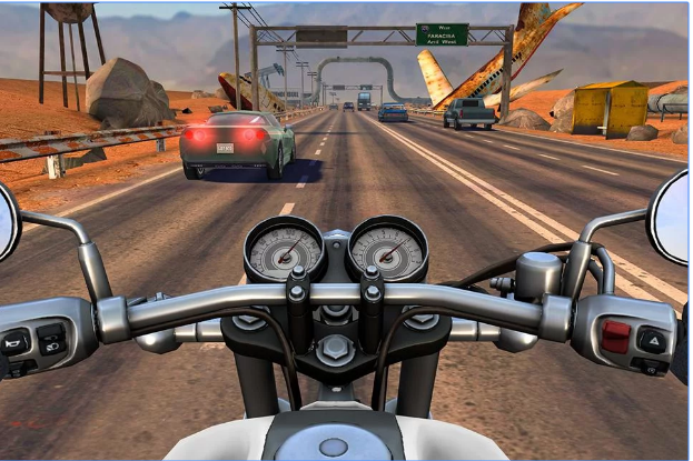 moto rider go highway traffic for pc download