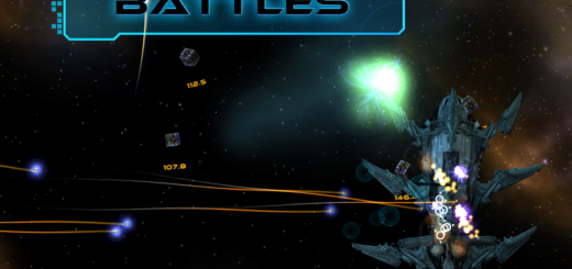 spaceship battles for pc
