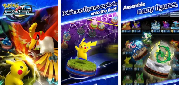 download pokemon duel for pc