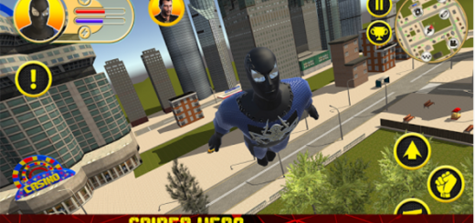 download spider hero final battle for pc