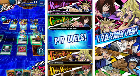 download yu gi oh duel links for pc