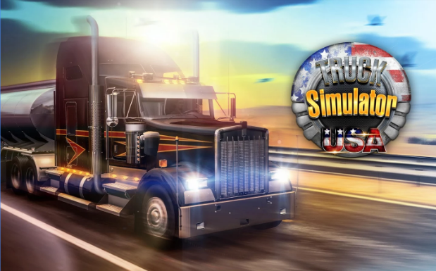 truck simulator usa for pc