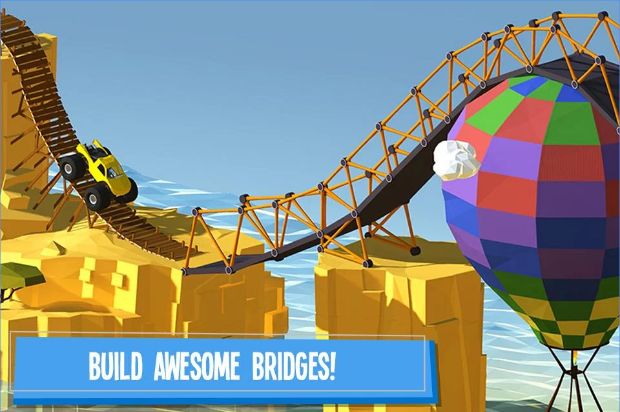 build a bridge for pc