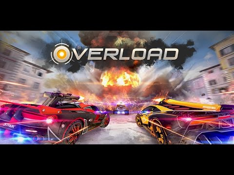 Overload Multiplayer Battle Car Shooting Game For PC