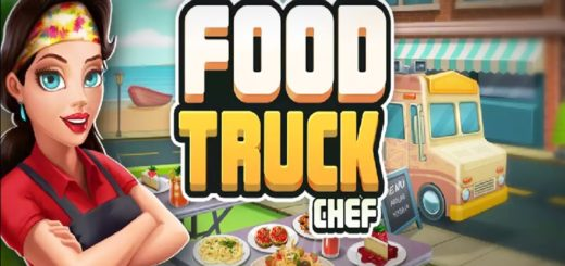 food truck chef : cooking game
