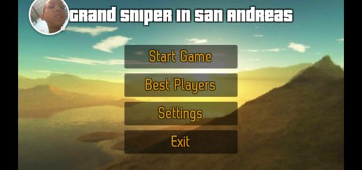 Grand Sniper V San Andreas for pc