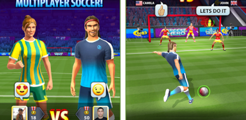 soccer hero for pc