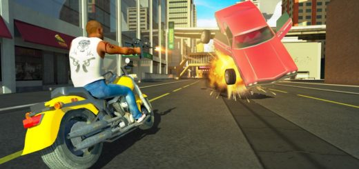 Download Real Gang Wars Game for pc