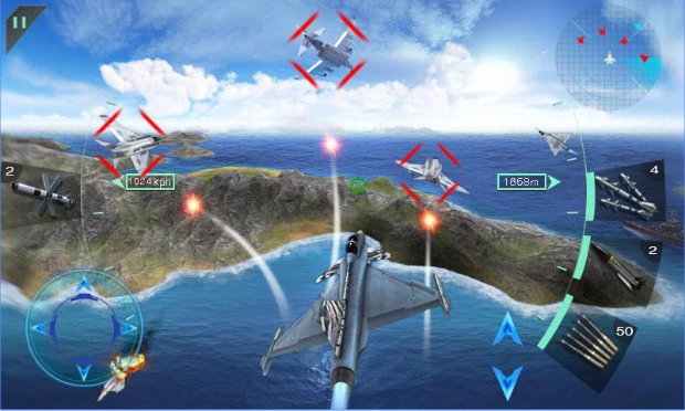 Download Sky Fighters 3D for PC
