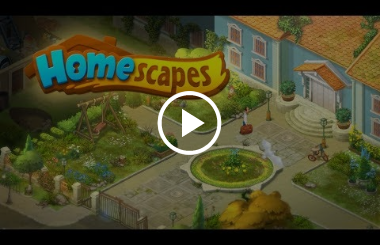 homescapes app