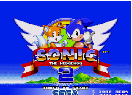 sonic the hedgehog 2 classic for pc