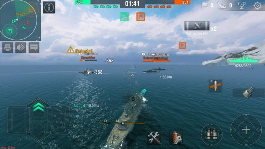 World of Warships Blitz for PC (Windows 10,8,7) Mac OS